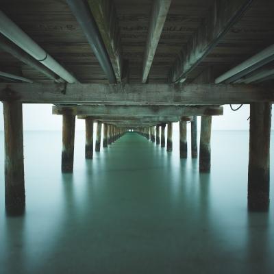David Ellingsen - The Gulf of Mexico #17, City Pier