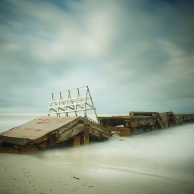 David Ellingsen - The Gulf of Mexico #52, Bradenton Beach