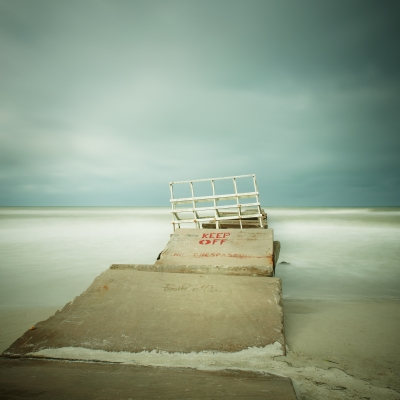 David Ellingsen - The Gulf of Mexico #54, Bradenton Beach