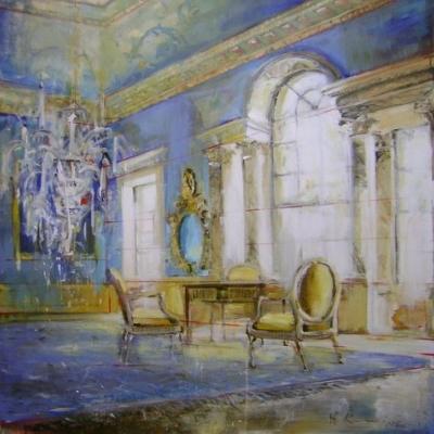 Hanna Ruminski - Painted Room 2