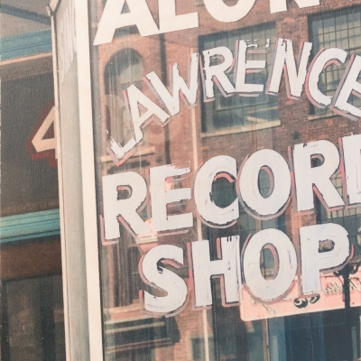 Patrick Lajoie - Record Shop