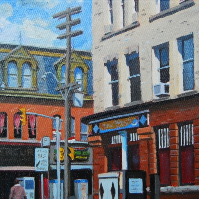 Michael Harris - Queen and Portland, Toronto