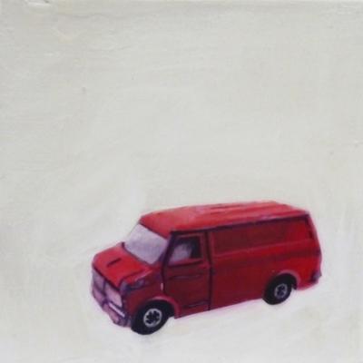 Erin Vincent - Vintage Toy Van