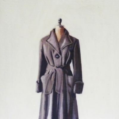 Erin Vincent - Vintage Wool Trench