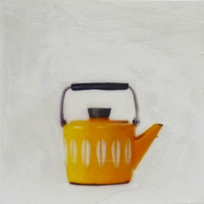 Erin Vincent - Vintage Tea Pot