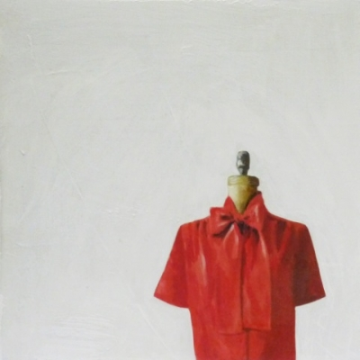 Erin Vincent - Red Bow