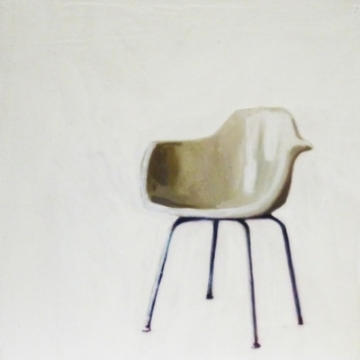 Erin Vincent - Iconic White Chair