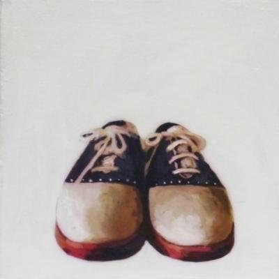 Erin Vincent - Saddle Shoes