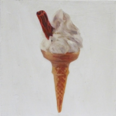 Erin Vincent - Flake in Cone
