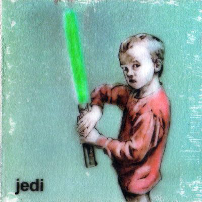 Kelly Grace - Jedi