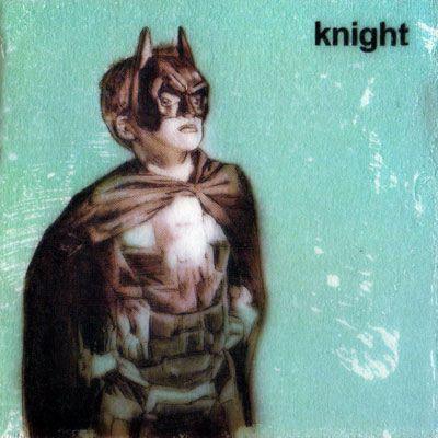 Kelly Grace - Knight