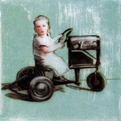 Kelly Grace - Tractor