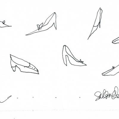 Susan McLean Woodburn - Seven Shoes