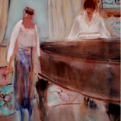 Susan McLean Woodburn - At the Grand