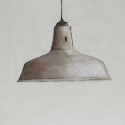 Erin Vincent - Enamel Lamp