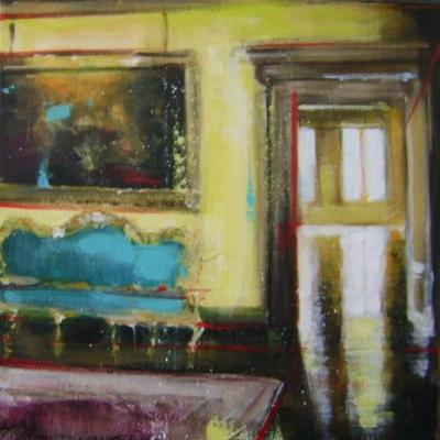 Hanna Ruminski - Room with the Setee