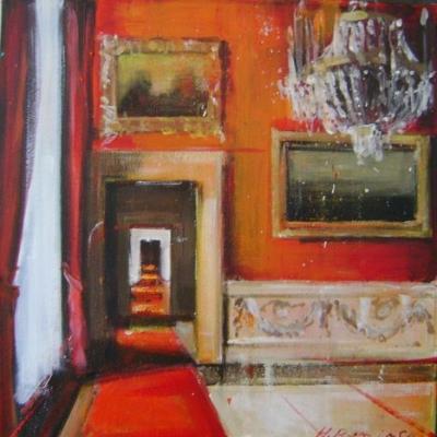 Hanna Ruminski - Red Room