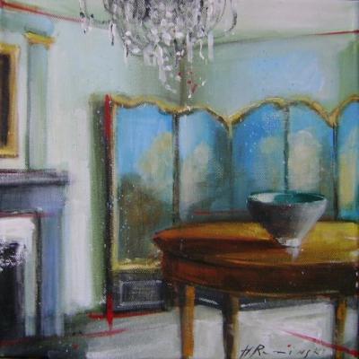 Hanna Ruminski - Room with the Screen