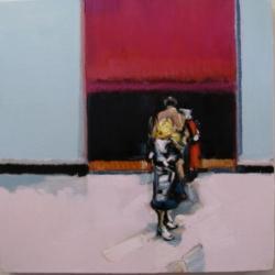 Lorena Ziraldo - At the Gallery