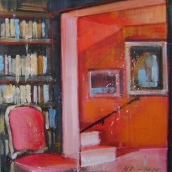 Hanna Ruminski - Room with Books