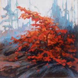 Elzbieta Krawecka - Autumn Meadly