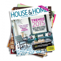 House & Home January 2015