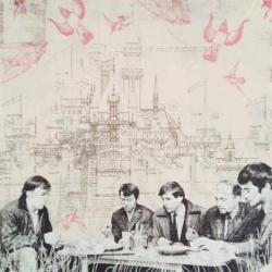 Alice Jarry - Breakfast Under the Powerlines Serie 1