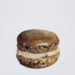 Erin Vincent - Chocolate Macaron