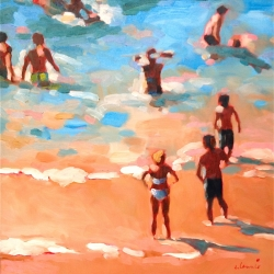 Elizabeth Lennie - Cozumel Beach 1