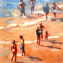 Elizabeth Lennie - Cozumel Beach 2