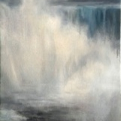 Elzbieta Krawecka - Spring Time Falls