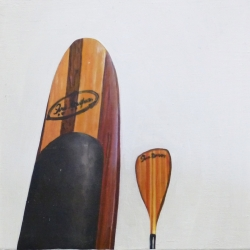 Erin Vincent - Paddle Board
