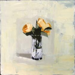 Hilda Oomen - Yellow Roses