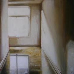 Hanna Ruminski - Interior with the Window