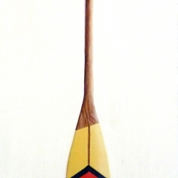 Erin Vincent - Painted Paddle