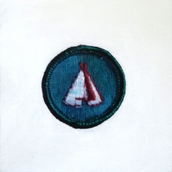 Erin Vincent - Girl Guide Badge