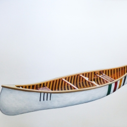 Erin Vincent - Canoe With Stripes