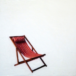 Erin Vincent - Vintage French Beach Chair