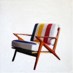 Erin Vincent - Vintage Comfy Chair