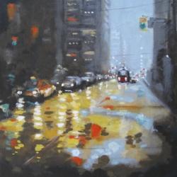 Rita Vindedzis - Rainy King West