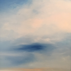 Scott Steele - Large Vertical Abstract Landscape