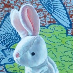 Marcel Kerkhoff - Bunny with Birds