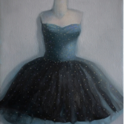 Greg Nordoff - Little Turquoise Dress II