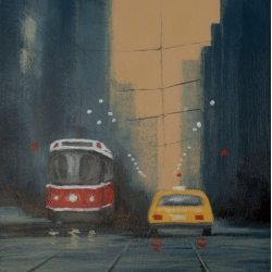 Rita Vindedzis - Downtown