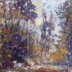 Masood Omer - Trees and Rocks 1
