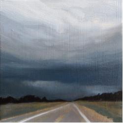 Elzbieta Krawecka - Cloudburst
