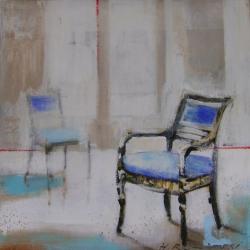 Hanna Ruminski - Regency Open Arm Chair