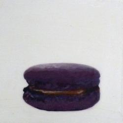 Erin Vincent - Black Berry Macaron