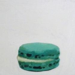 Erin Vincent - Blueberry Macaron