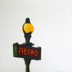 Erin Vincent - Paris Metro